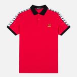 Мужское поло Fred Perry Belgium Country Red фото- 0