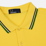 Мужское поло Fred Perry Brasil Country 2018 Vibrant Yellow фото- 1