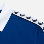 Мужское поло Fred Perry Italy Country Cobalt фото- 3