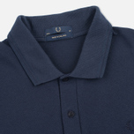 Мужское поло Fred Perry M12 Navy/Navy/Navy фото- 1