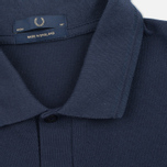 Мужское поло Fred Perry M12 Twin Tipped Navy фото- 3