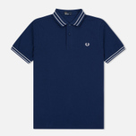 Мужское поло Fred Perry M1500 French Navy фото- 0