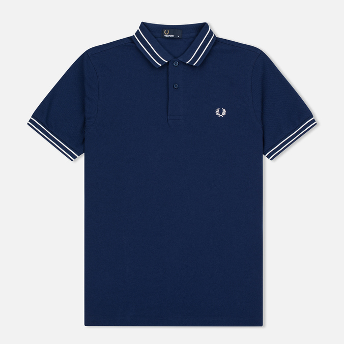 Мужское поло Fred Perry M1500 French Navy
