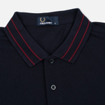 Мужское поло Fred Perry M1500 Navy фото- 1