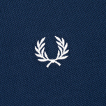 Мужское поло Fred Perry M3600 Twin Tipped Service Blue/White фото- 3