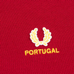 Мужское поло Fred Perry Portugal Country Blood фото- 2