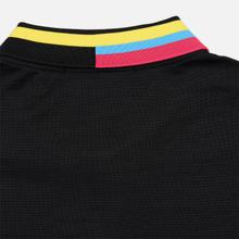 Мужское поло Fred Perry Process Colour Black фото- 4