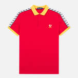 Мужское поло Fred Perry Spain Country Red фото- 0