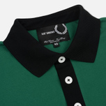 Мужское поло Fred Perry x Raf Simons Contract Collar Raf Green фото- 1