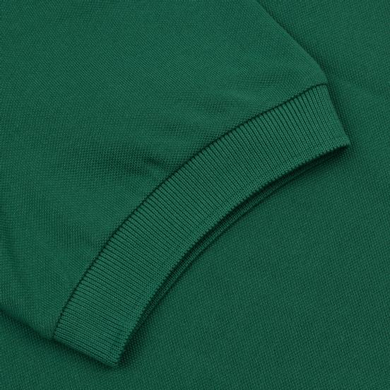 Мужское поло Fred Perry x Raf Simons Contract Collar Raf Green