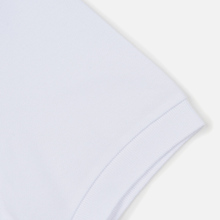 Мужское поло Fred Perry x Raf Simons Laurel Detail White фото- 3
