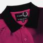 Мужское поло Fred Perry x Raf Simons Oversized Digital Print Pique Pop Pink фото - 1