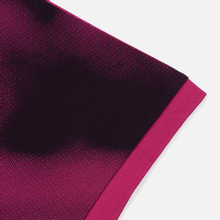 Мужское поло Fred Perry x Raf Simons Oversized Digital Print Pique Pop Pink фото- 3