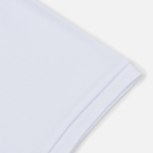 Мужское поло Fred Perry x Raf Simons Oversized Printed Pique White фото- 3