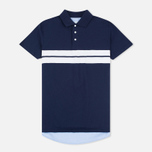 Gant Rugger Oxford Back Men's Polo Classic Blue photo- 0