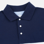 Мужское поло Gant Rugger Oxford Back Classic Blue фото- 1