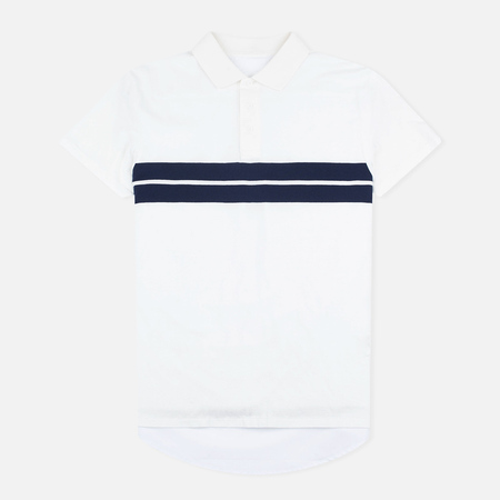 Gant Rugger Oxford Back Men's Polo Eggshell