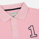 Мужское поло Hackett Archive Hackett Light Pink фото- 1