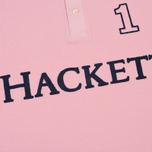Мужское поло Hackett Archive Hackett Light Pink фото- 2