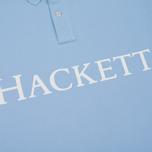 Мужское поло Hackett Classic Hackett Sky фото- 3