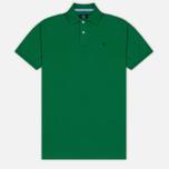 Мужское поло Hackett Classic Logo Green фото- 0