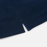 Мужское поло Hackett Classic Logo True Blue фото- 5