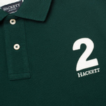 Hackett New Classic Men's Polo Dark Green photo- 2