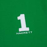 Мужское поло Hackett New Classic Green фото- 2