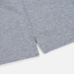 Мужское поло Hackett New Classic Grey Marl/Navy фото- 6