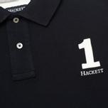 Мужское поло Hackett New Classic Navy фото- 2