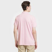 Мужское поло Hackett New Classic Pale Pink фото- 3