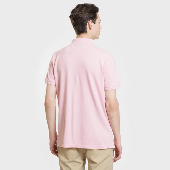 Мужское поло Hackett New Classic Pale Pink