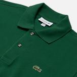 Мужское поло Lacoste L 12.12. Green фото- 1