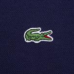 Мужское поло Lacoste L 12.12. Purple фото- 3