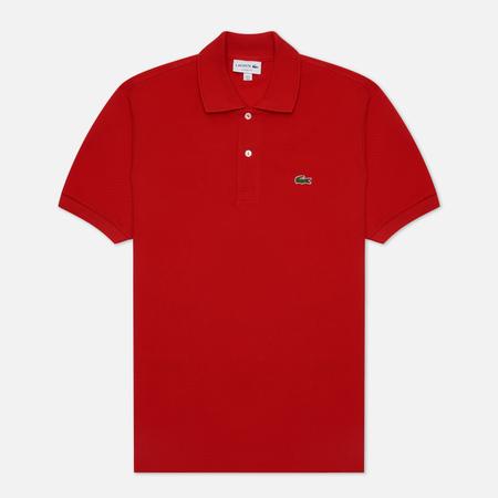 Lacoste L 12.12. Men's Polo Red