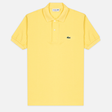 Lacoste L 12.12. Men's Polo Sunny Yellow