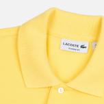 Мужское поло Lacoste L 12.12. Sunny Yellow фото- 2