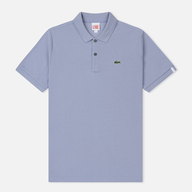 89b10fc26824 Мужское поло Lacoste Live Ultra Slim Fit Petit Pique Freesia PH8405-ZAC