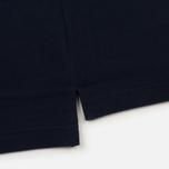 Мужское поло Lacoste Live Ultra Slim Fit Petit Pique Navy фото- 4