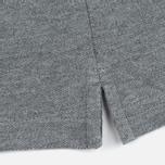 Мужское поло Lyle & Scott Pique Jersey Mid Grey Marl фото- 3