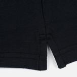 Мужское поло Lyle & Scott Pique Jersey True Black фото- 3