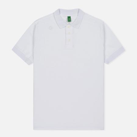 Мужское поло MA.Strum SS Kit Issue Pique Optic White