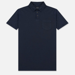 Мужское поло Nemen Cotton Mako Deep Navy фото- 0