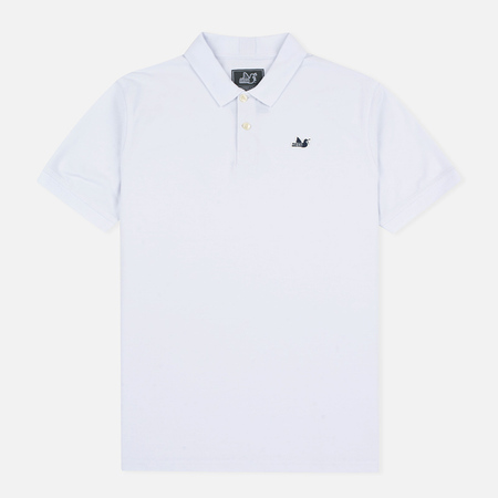 Peaceful Hooligan Steward Men's Polo White