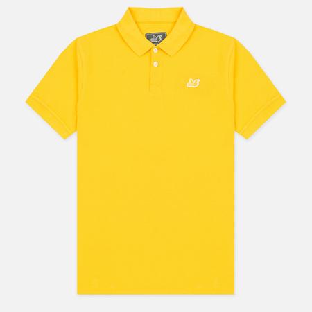 Мужское поло Peaceful Hooligan Steward Yellow