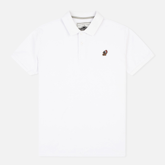 Penfield Carmel Men's Polo White