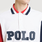 Мужское поло Polo Ralph Lauren Graphic Polo And Red Star White/Multicolor фото - 2