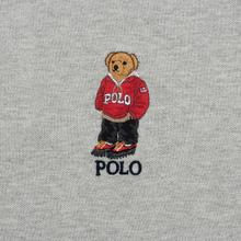 Мужское поло Polo Ralph Lauren Bear Hiking Boots Andover Heather фото- 2
