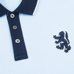 Pringle of Scotland Lion Logo Men's Polo Oxford photo- 2