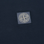 Мужское поло Stone Island Cotton Pique Marine Blue фото- 2